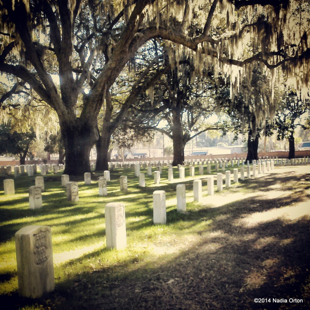 USCT Beaufort National Cemetery