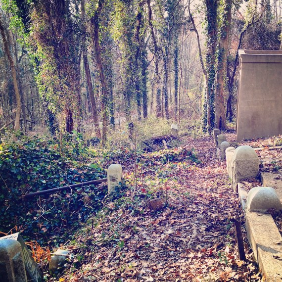 Richmond, Virginia: An early morning visit to Evergreen Cemetery