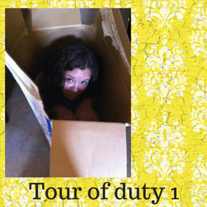 tour of duty 1 thirteen years old