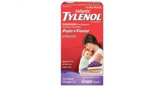 pain and fever tylenol