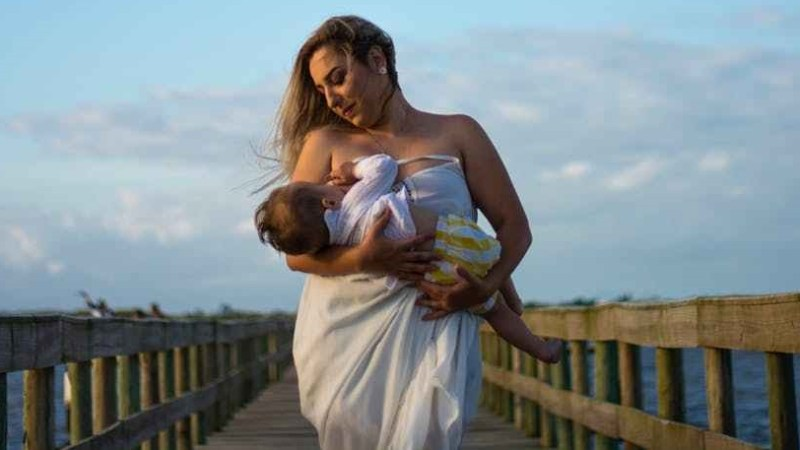Breastfeeding Is Divine