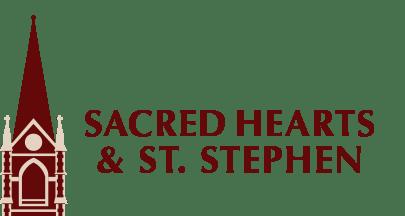 Parish History   Sacred Hearts-St  Stephen