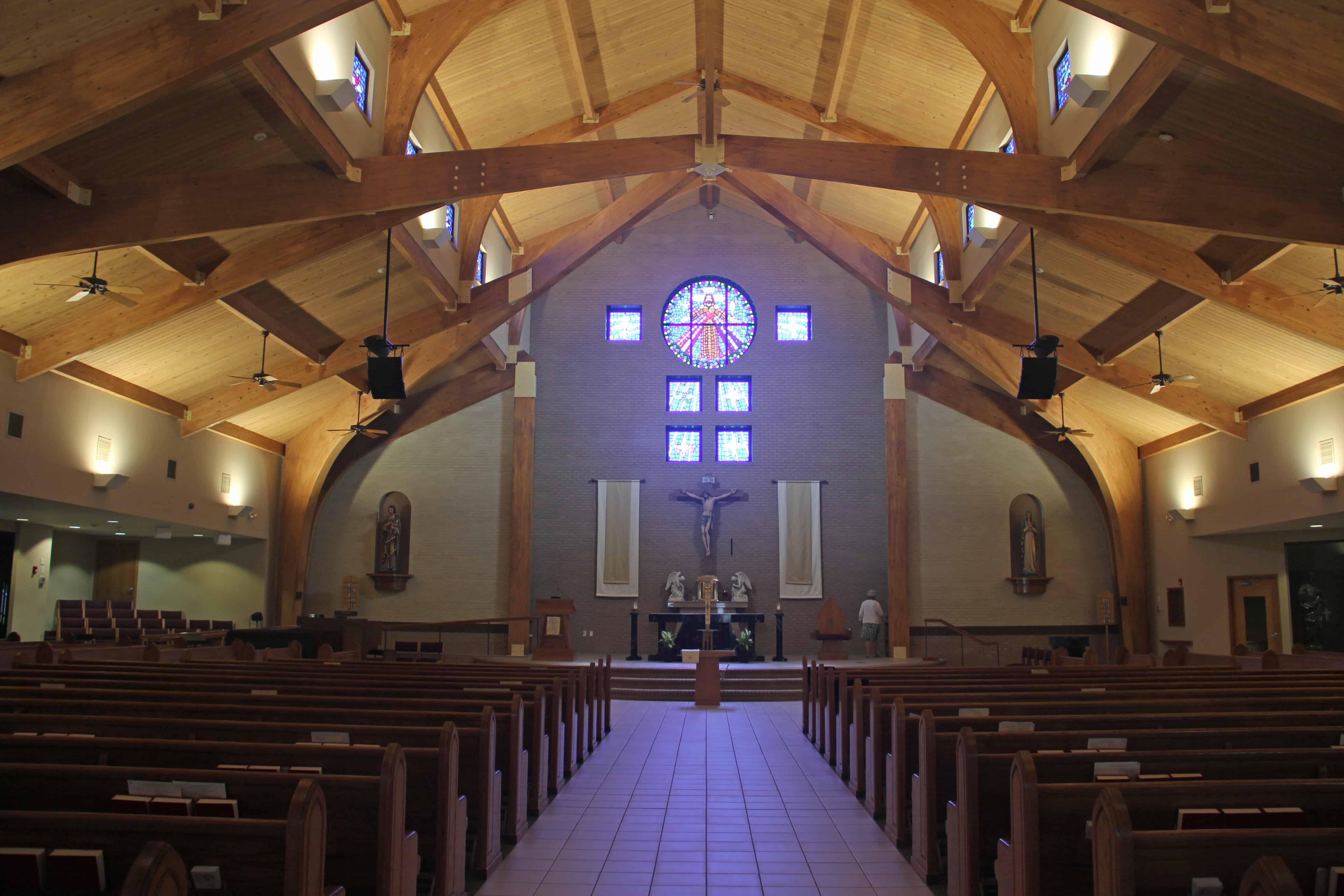 Church Photos  Sacred Heart Catholic Church