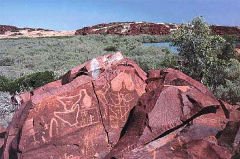 Image result for murujuga rock art