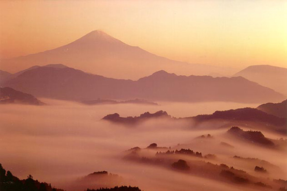 Mount fuji is the highest mountain in japan mount fuji is an active composite volcano and is the highest mountain in all of japan and stands 3,776.24 meters (12,389.2 feet) tall. Mount Fuji Japan Sacred Land