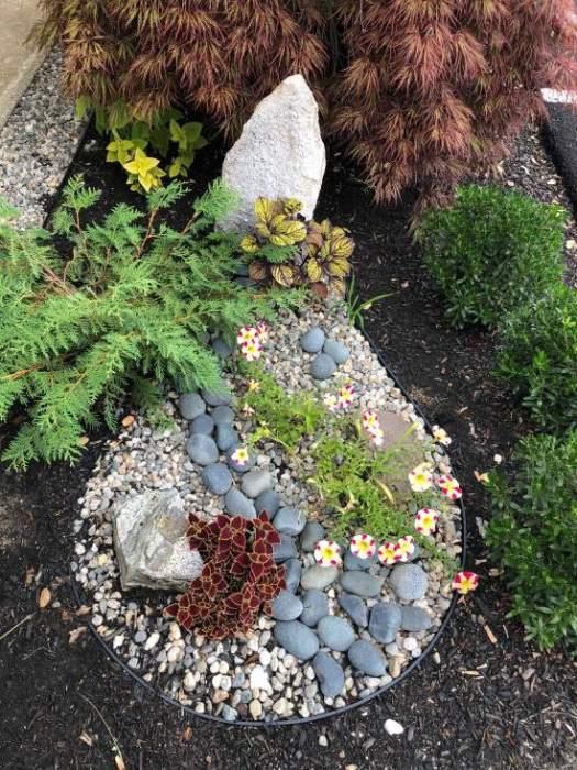 Ishi Garden designed by Sacred Landscapes