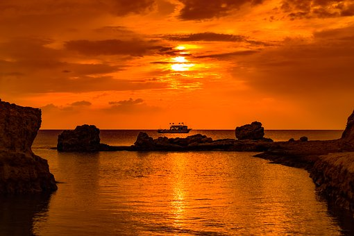 Orange & Water