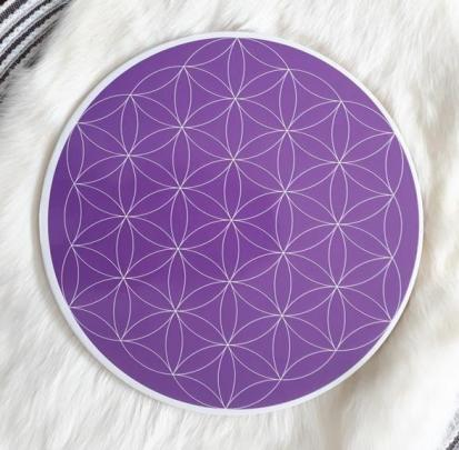 Crown Chakra Grid