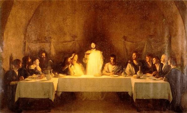Bouveret Last Supper