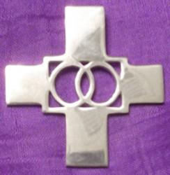 Aquarian Cross (Pendant)