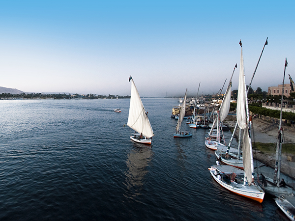 Egypt Sacred Tour: sail to Esna on a Sacred Tour of Egypt