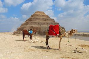 Stepped Pyramids of Saqqara - Sacred Egypt Tour 2017 | Sacred Mystical Journeys