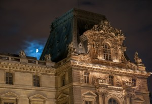 The Louvre Museum in Paris - France Sacred Sites & Ascension Tour