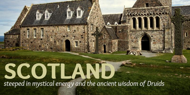 SMJ Custom Tours to Scotland
