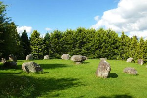 Kenmare stone circle - Joan Clark's Mystical Pilgrimage to Ireland