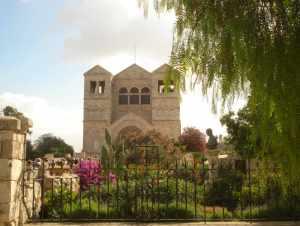 Mount Tabor Church of Transfiguration
