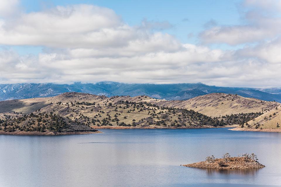 Mount Shasta Valley Lake Reservoir | Sacred Journey to Mount Shasta