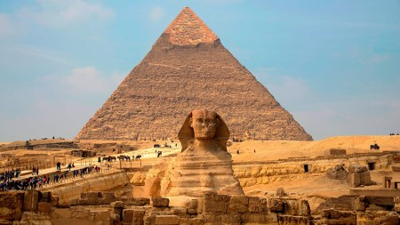 Great Pyraminds and Sphinx, Cairo, Egypt - Sacred Mystical Journeys