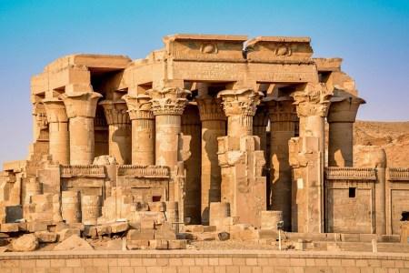 Egypt Temple Kom Ombo