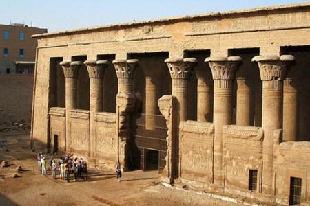 Esna Temple in Egypt