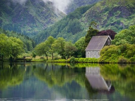 Gougane Barra Forest - Sacred Spiritual Ireland Tours