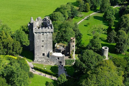 Blarney Castle - Tour Sacred Ireland with Finbarr Ross