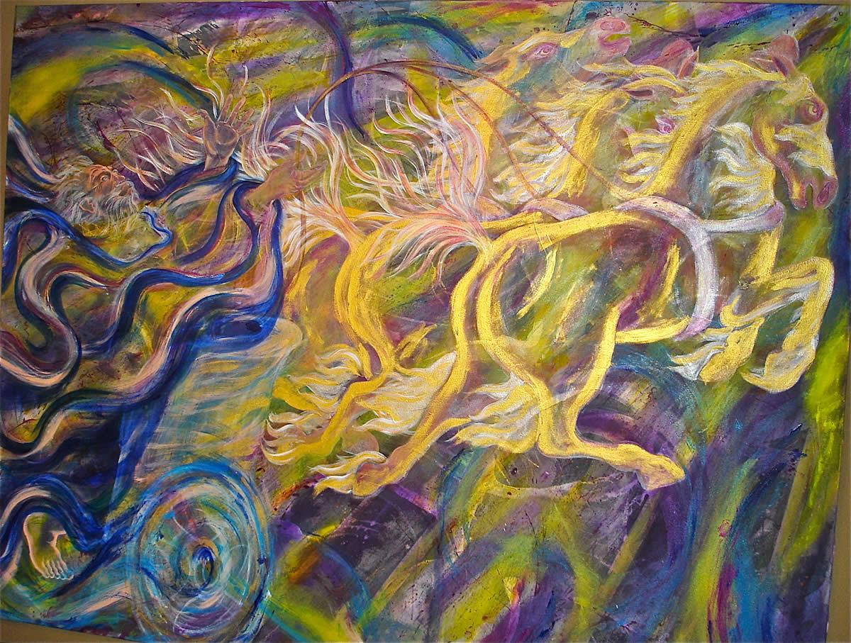 Elijah's Chariot