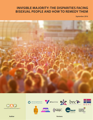 NEW REPORT: Center for Culture, Sexuality, and Spirituality partners with Movement Advancement Project Highlighting Inequities in the US