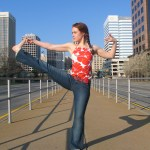 Extended Hand-To-Big-Toe Pose
