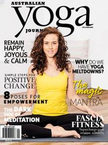 Dr. Ariele Foster yoga journal