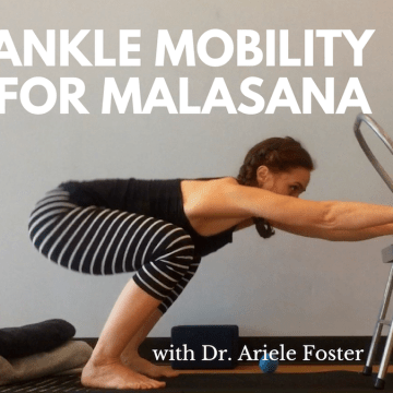 Cover Image for YouTube video Ankle Mobility for Malasana