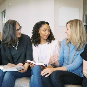 Women Sharing
