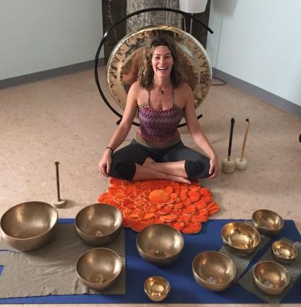Sound Healing = Joy