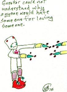Questor loving A242