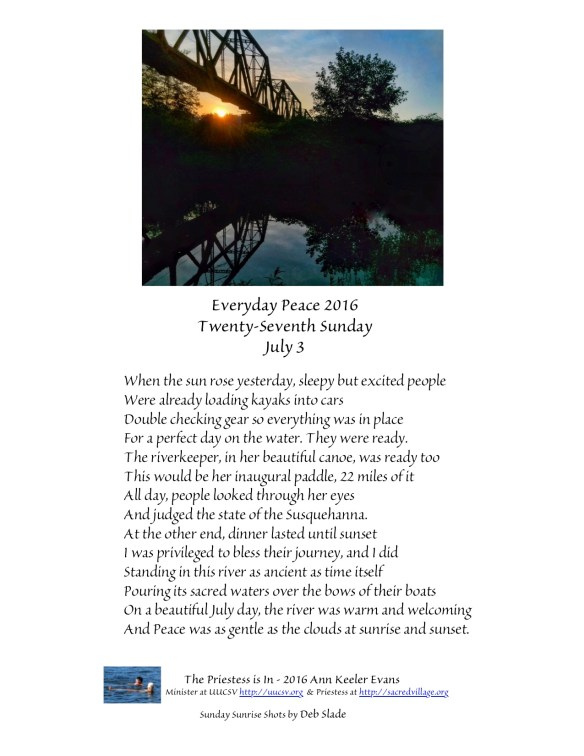 EverydayPeaceSunday27Jul3