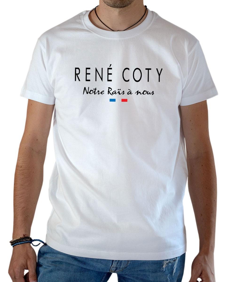 C'est Notre Rais à Nous : c'est, notre, T-shirt, René, Notre, Raïs, Livraison