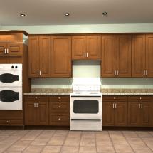 Kitchen - Range View