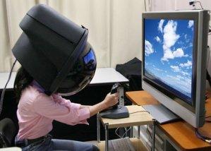 Early Google Glass prototype