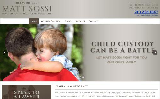 Sossi Law
