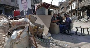 """نظام الأسد يبدأ بتجنيد شباب """"المصالحة"""" في جنوب دمشق"""