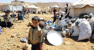 اللاجئون السوريون يواجهون أوضاعا صعبة - انترنت
