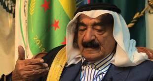 حميدي الدهام الهادي الجربا قائد ميليشيا الصناديد - انترنت