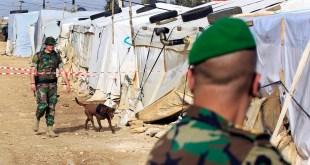 """لبنان """"بلد المنفى"""" للاجئين السوريين والفلسطينيين"""