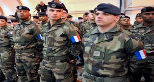 قوات فرنسية - انترنت