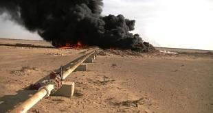 داعش يفقد السيطرة على حقول نفطية ويبيع مخزونه بخصومات