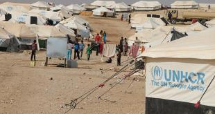"""""""الصليب الأحمر"""": أوضاع """"كارثية"""" للنازحين بمخيم الهول شمالي سوريا"""