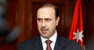 الناطق باسم الحكومة الأردنية محمد المومني - رويترز