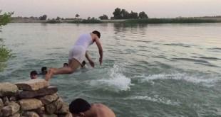 ذهبوا للسباحة.. غرق ثلاثة أطفال في نهر الفرات في الرقة