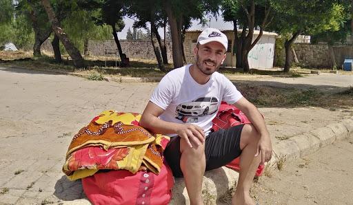 """طرد لاعب في نادي """"النواعير"""" من منزله في حماة بسبب عدم امتلاكه كلفة الإيجار"""