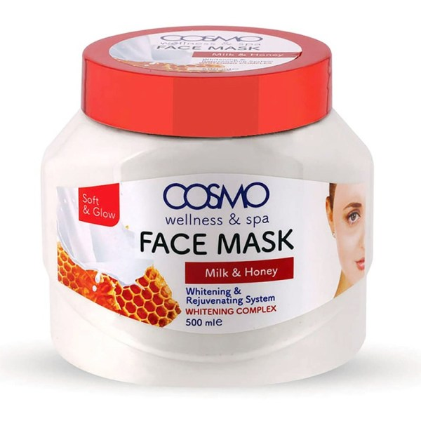 Cosmo Milk And Honey Face Mask